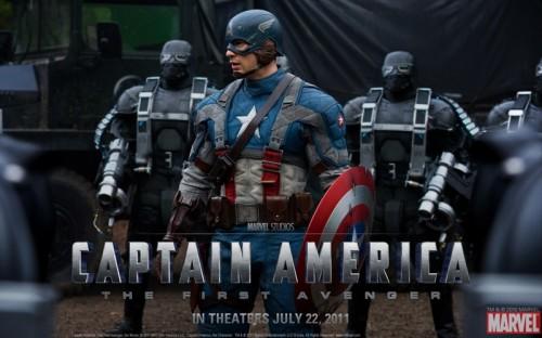 Капитан Америка. Первый мститель.