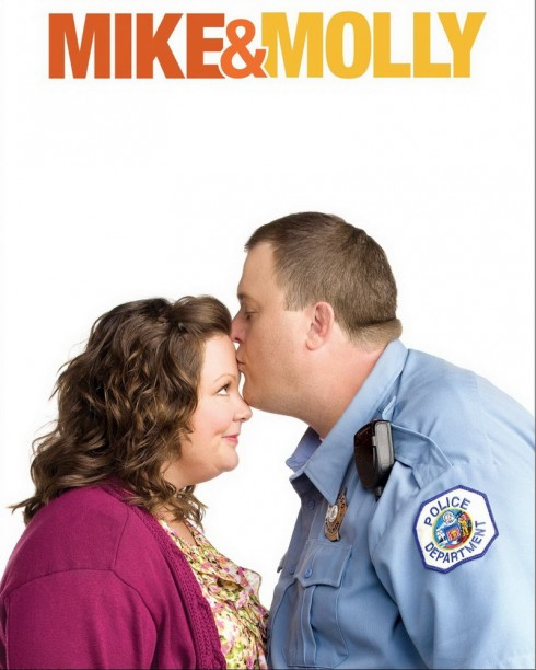 Майк и Молли. Комедийный сериал.