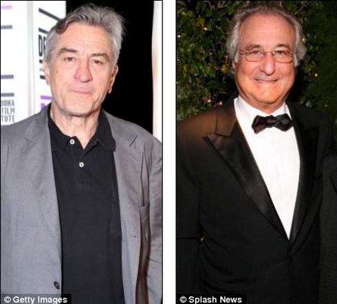 Роберт Де Ниро воплотит в кино Берни Мэдофф, финансового афериста, обманувшего инвесторов на 50 миллиардов долларов.