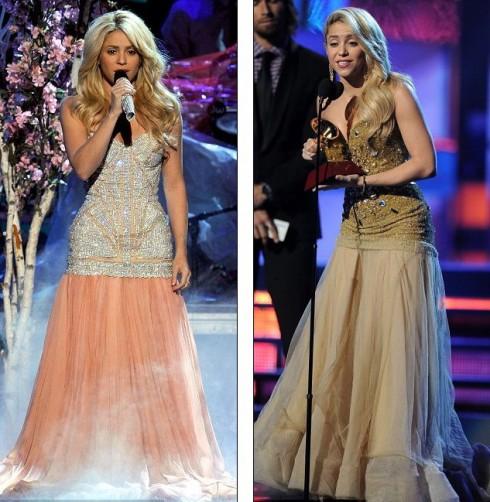 Шакира -победительница Latin Grammy AWARDS 2011