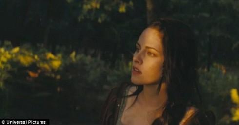 Кристен Стюарт в роли Белоснежки