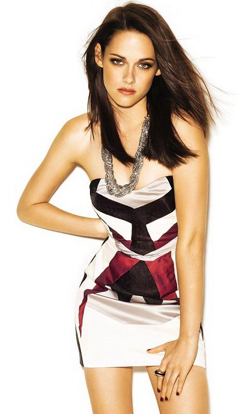Кристен Стюарт - самая высокоприбыльная актриса в 2011 году по версии журнала Forbes