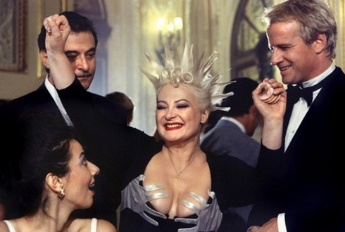 Арлетт. Сцена в казино Монте-Карло.