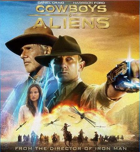 Ковбои против пришельцев (Cowboys & Aliens)