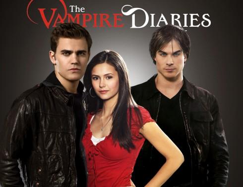 Дневники вампира. Стефан, Елена и Дэймон.