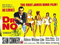 Доктор Но, 1962 год