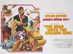 Человек с золотым пистолетом, 1974 год