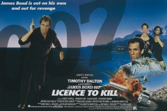 Лицензия на убийство, 1989 год