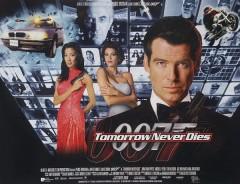Завтра не умрет никогда, 1997 год