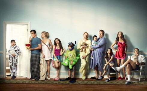 Американская семейка (Modern Family)