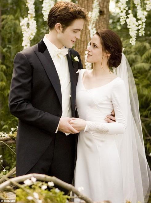 Эдвард и Белла - вместе навсегда.