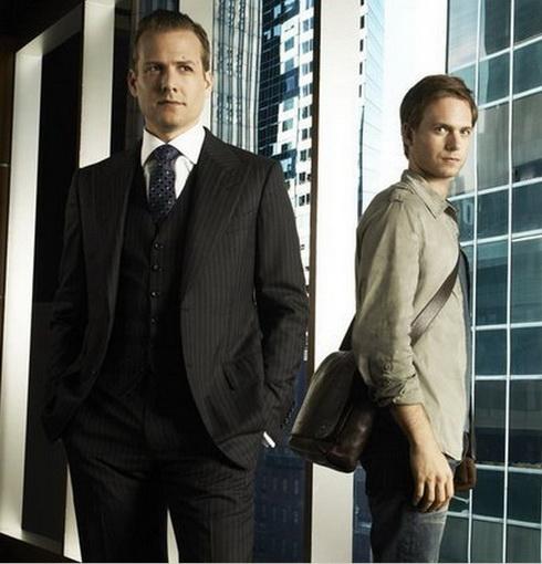 Костюмы (Suits) 2011 год, телесериал
