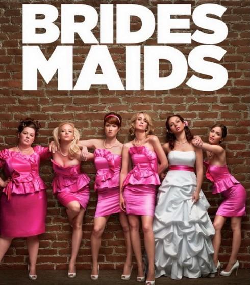 Девичник в Вегасе (Bridesmaids)