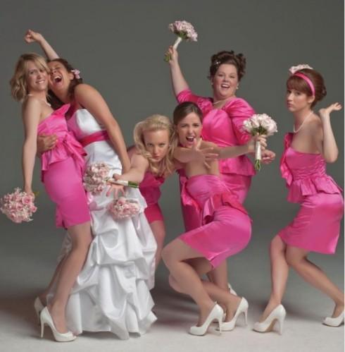 Bridesmaids - Подружки невесты (Девичник в Вегасе)
