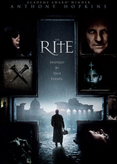 Обряд (The Rite) 2011 год Мистический триллер